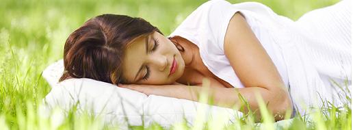 Stress and sleep care